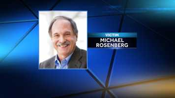 The founder and CEO of a North Carolina clinical research organization was among those killed in the crash. Health Decisions of Durham, North Carolina, in a news release identified Dr. Michael Rosenberg as among those killed.
