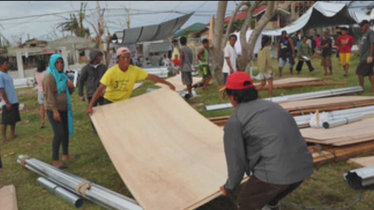People from Lutheran World Relief of Baltimore are in the Philippines, working to ascertain how to best help those in need.