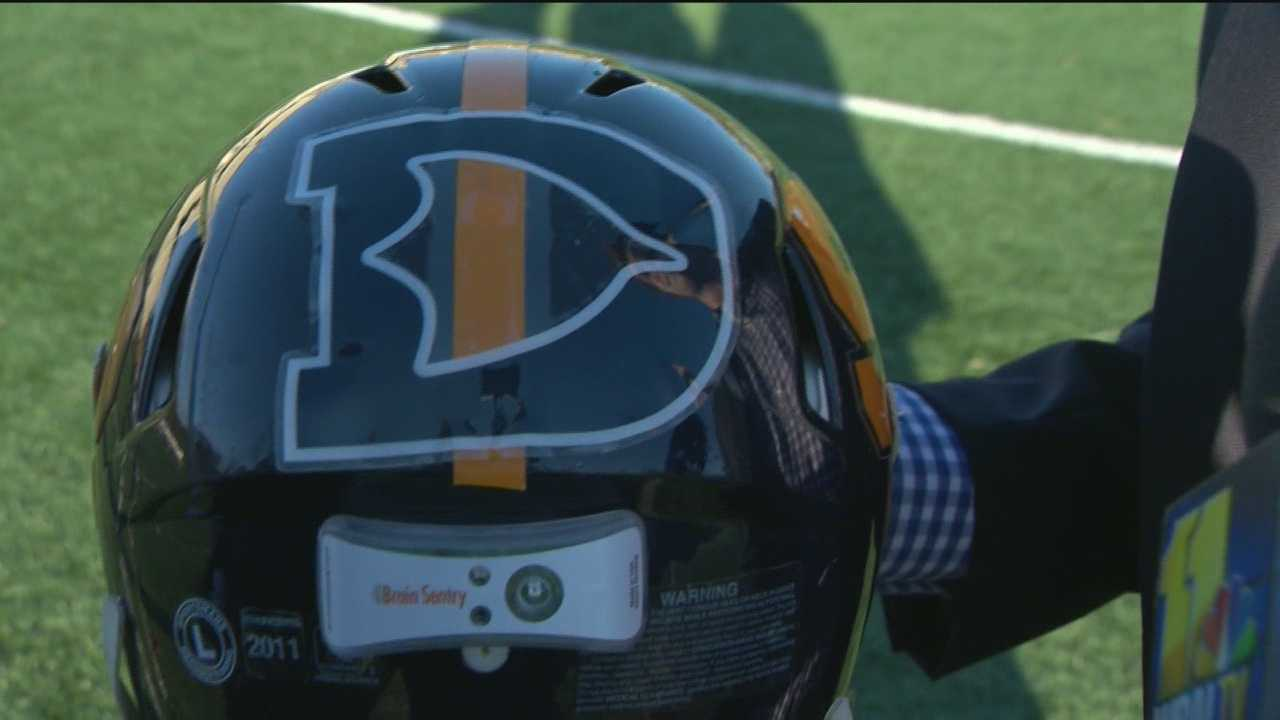Organizers of a weekend high school football all-star game are thinking safety first when it comes to reducing the risk of concussions on the field.