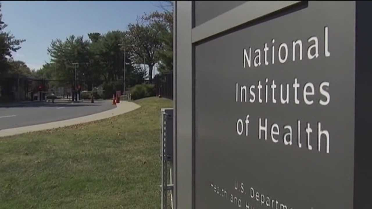 An American exposed to the Ebola virus is being treated in Maryland, admitted to the National Institutes of Health in Bethesda.