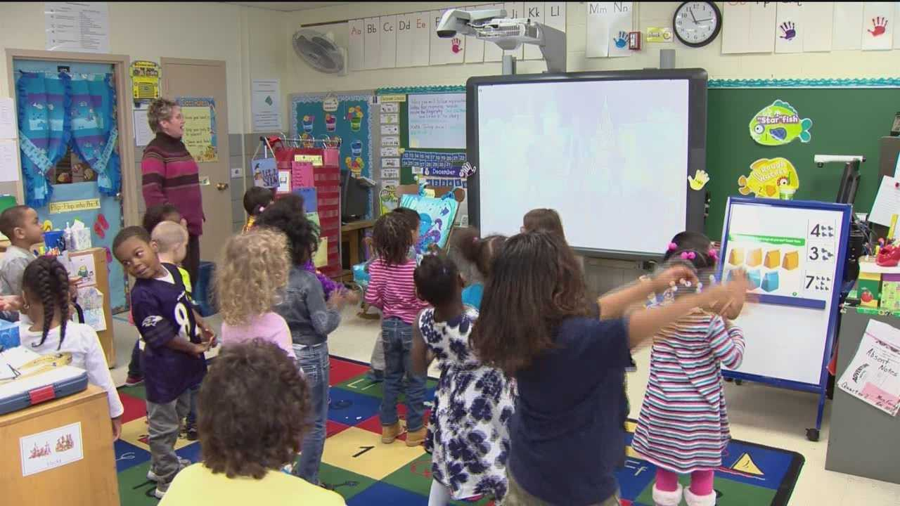 State officials recently learned that Maryland will receive a $15 million grant to expand pre-kindergarten.
