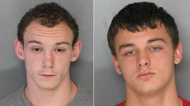 Brandon Fallon, Michael Kohl Jr.