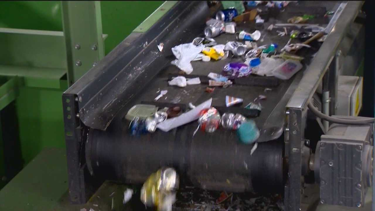 Maryland's zero-waste plan calls for vastly reducing the amount of trash that goes into landfills.