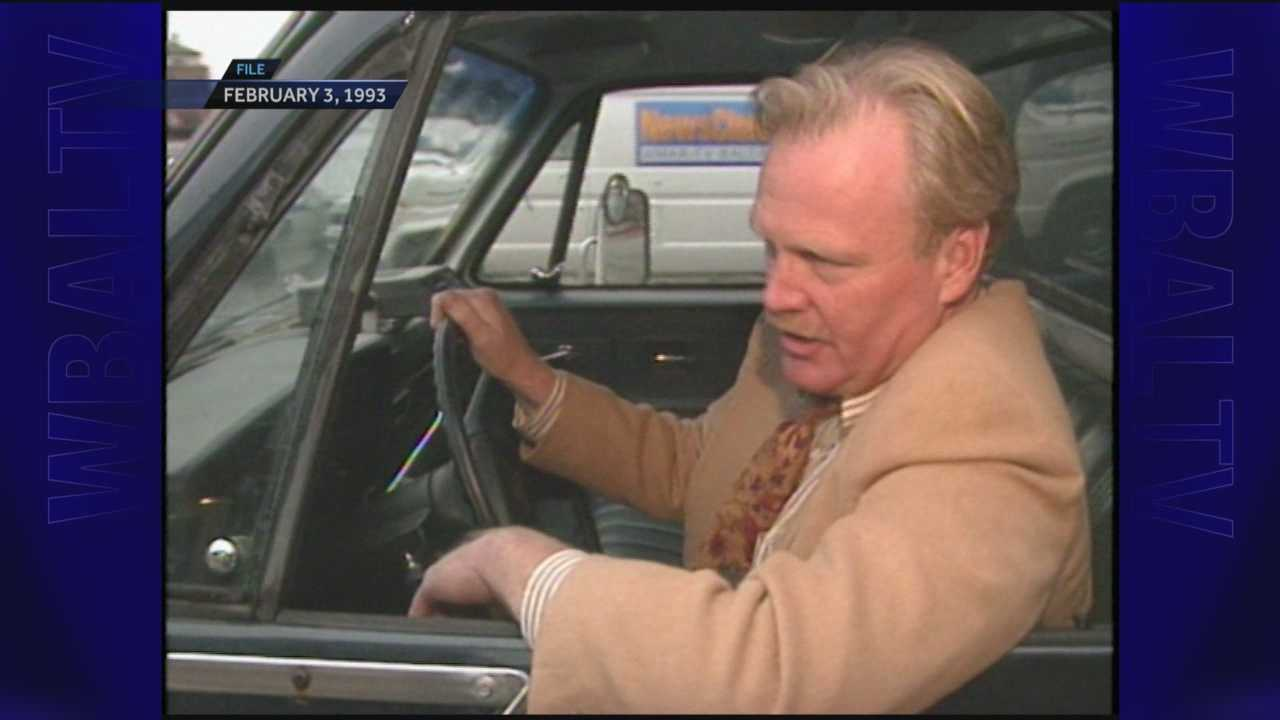 "As we continue to recognize 11 News reporter Rob Roblin as he heads into retirement, here's another one of our favorite Rob stories: The time he became an extra on the classic TV series ""Homicide: Life on the Street."""