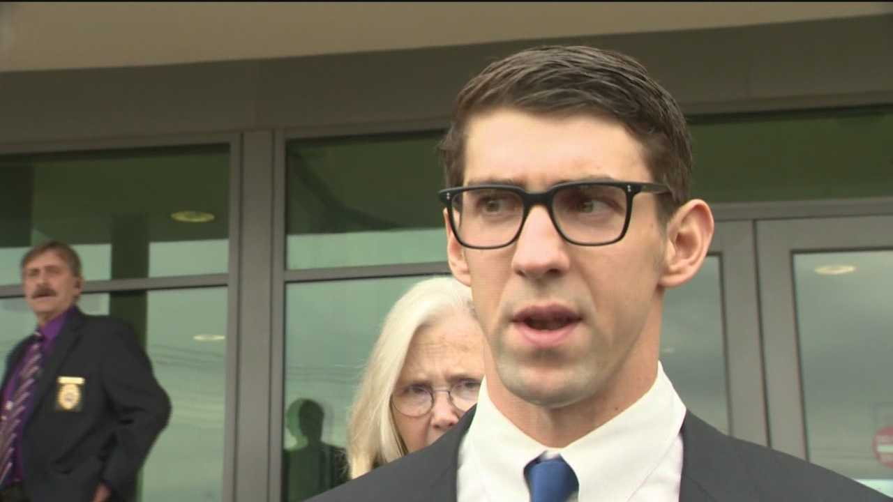 Olympian Michael Phelps pleaded guilty to a drunken driving charge in a Baltimore court on Friday.