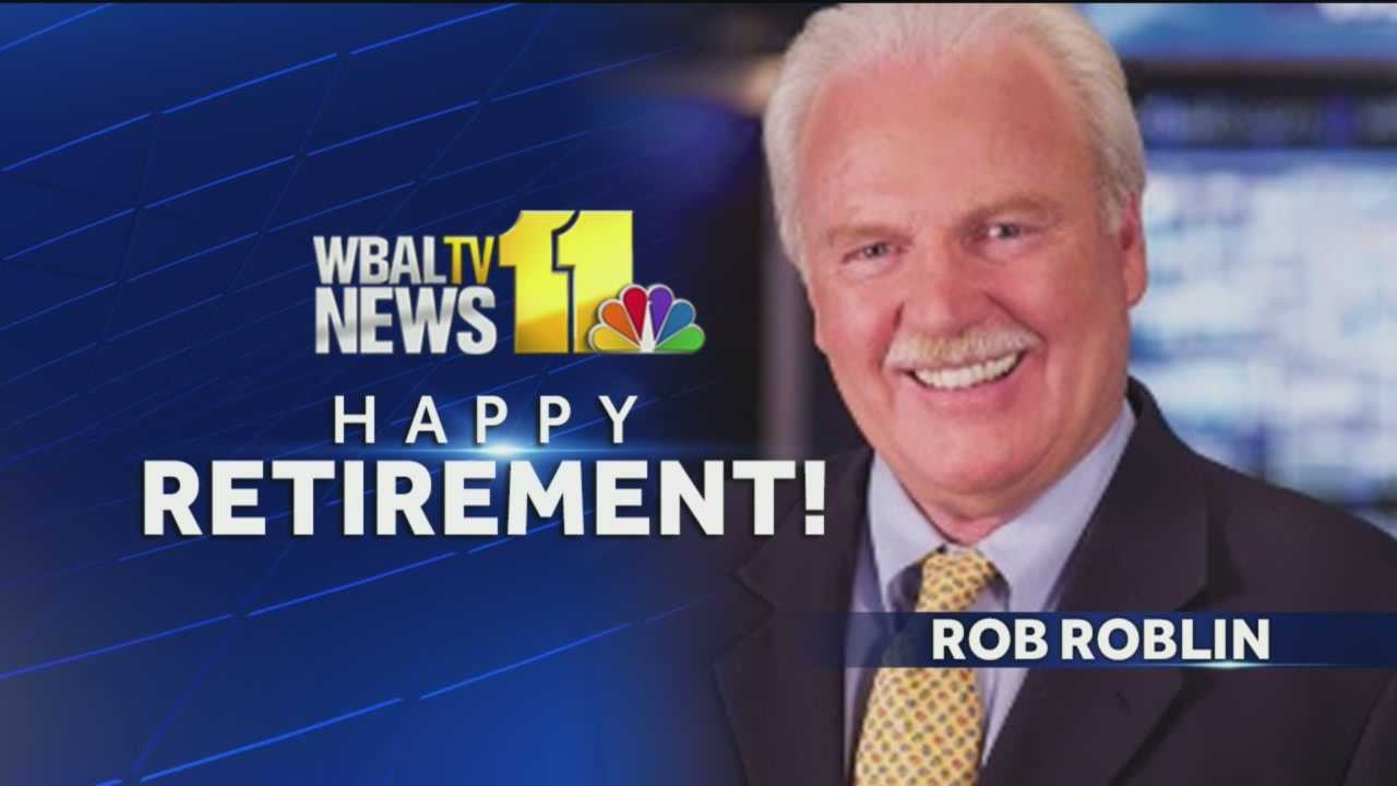 Finishing up 45 years in broadcasting, 11 News reporter Rob Roblin is retiring, so we're taking a look at a few of the most memorable stories he has covered.