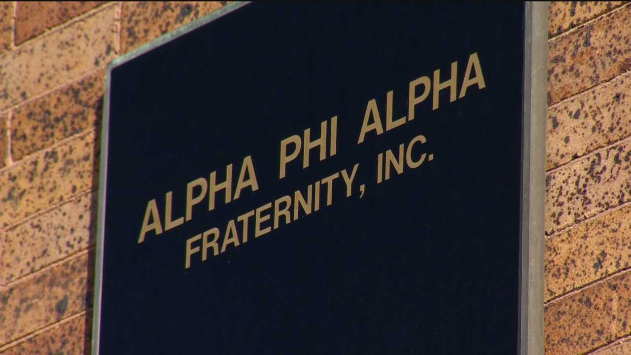 A Bowie State University student is suing his fraternity, Alpha Phi Alpha, for $3 million, alleging he was hazed as a pledge and was threatened after becoming a member.