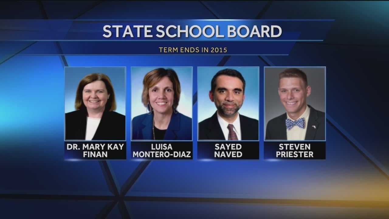 Maryland Gov.-elect Larry Hogan has some big education appointments to make in the new year.