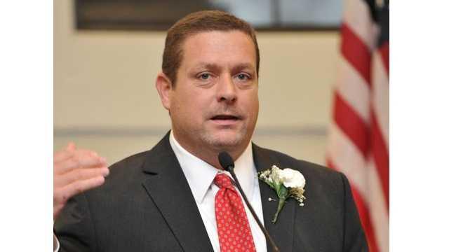 Frederick County Councilman Kirby Delauter
