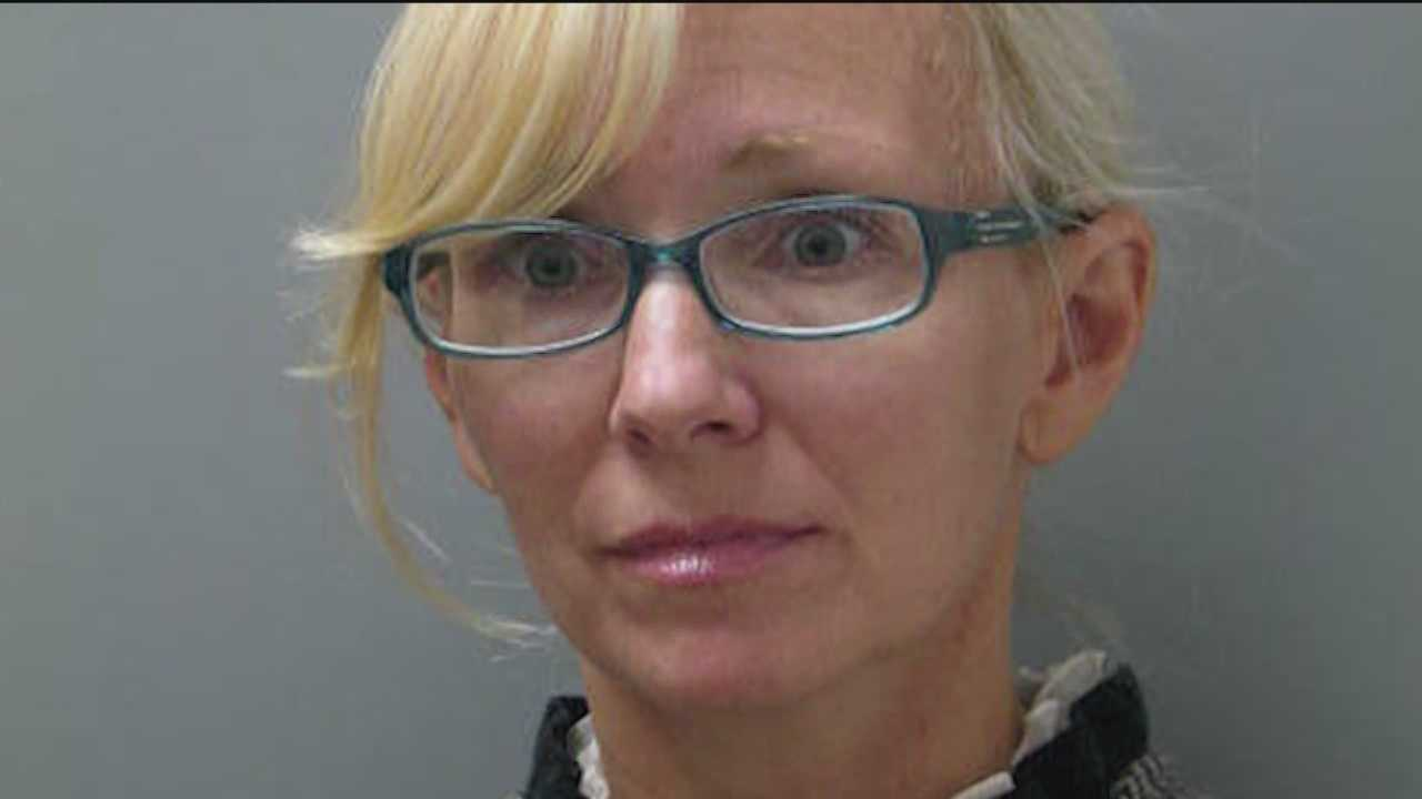 Baltimore socialite and former Ravens cheerleader Molly Shattuck returned to court in Delaware on Wednesday and a trial date was set in connection with sex charges filed against her.