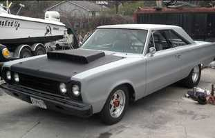 Authorities had been looking for a 1967 Plymouth Belvedere that was reported stolen from the 100 block of Waldon Road in Abingdon sometime during the overnight hours of Dec. 3, 2014. They announced Tuesday that hit had been found.