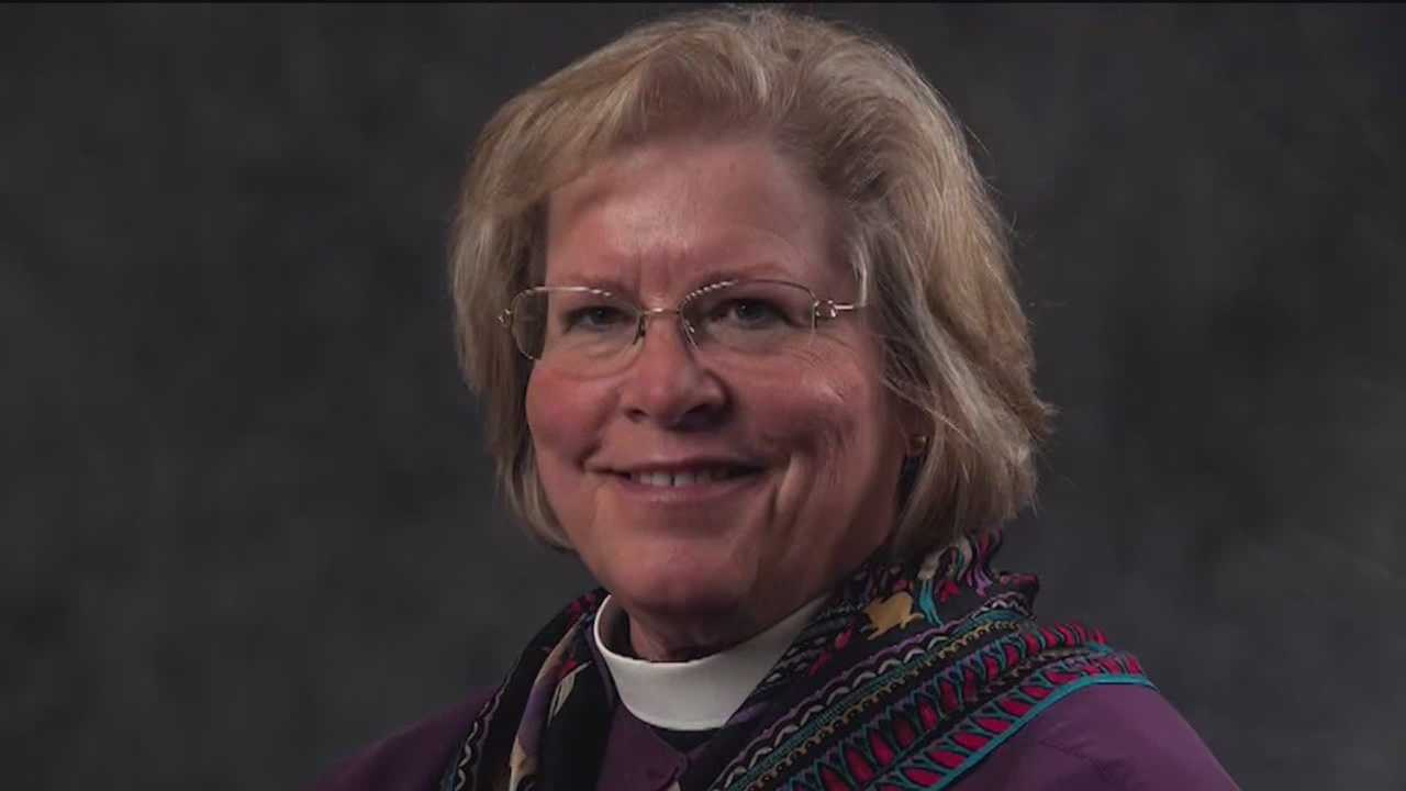 Former Episcopal Bishop Heather Cook