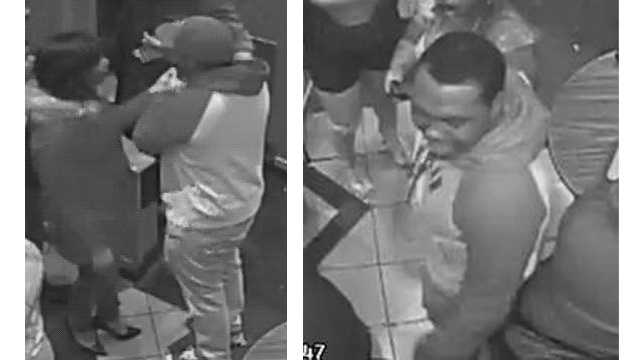 Police say these two people are persons of interest in the shooting death of Antoine Pettiford on Dec. 30 on Greenmount Avenue.