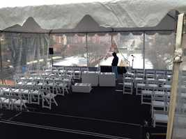 This is where Larry Hogan will be sworn in as governor.