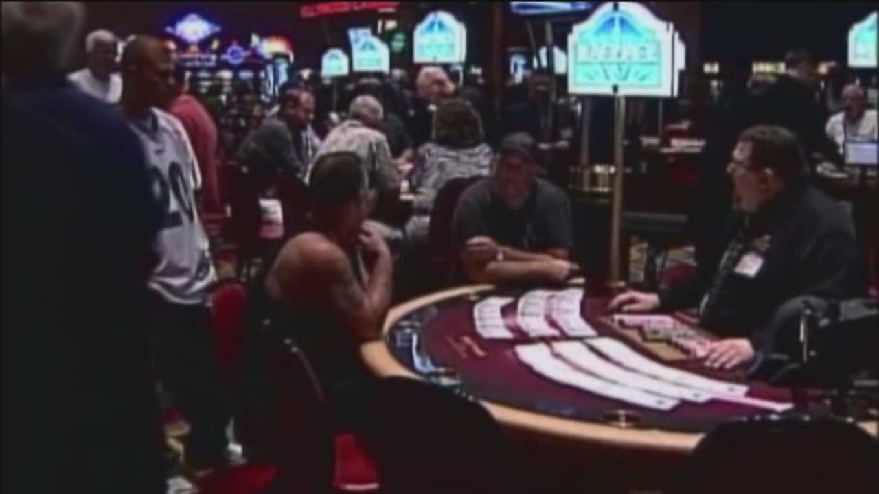 The Horseshoe Casino in Baltimore wants to make some changes.