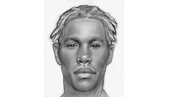 Police are looking for this man in connection with a rape in Columbia.