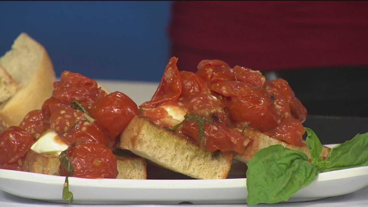 Birroteca and The Nickel Taphouse shares its recipe for Burrata Bruschetta