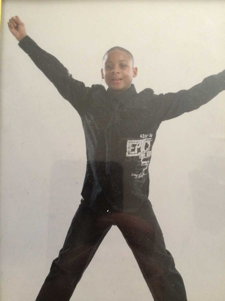 One of the four boys who fell into an icy pond in the Lansdowne area over the weekend has died. Baltimore County police confirmed Tuesday that Kyron Aikens, 13, of Baltimore, died Monday night.