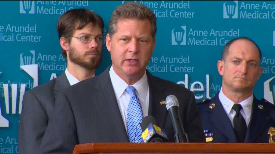 AA Co executive wants to eradicate heroin use