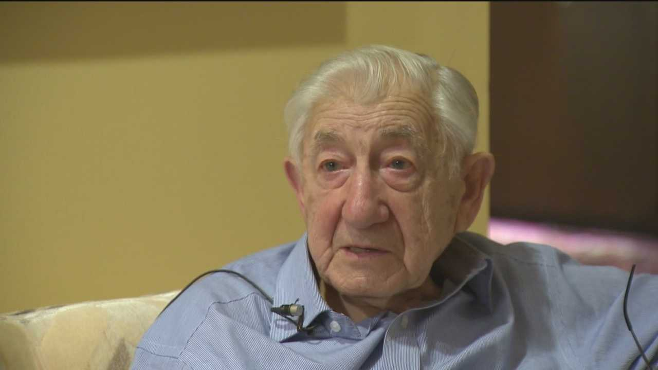 Morris Rosen, of Baltimore, discusses his journey and ordeal as he and the world mark the 70th anniversary of the liberation of Nazi concentration camp Auschwitz.