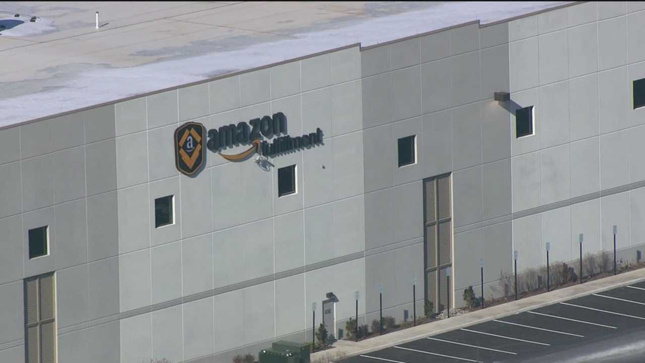 Baltimore City officials say they want to ensure city residents get recruited and get new jobs at Amazon's new fulfillment center.