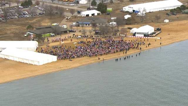 WBAL-TV 11 is a proud sponsor of the Polar Bear Plunge and Plungefest events.
