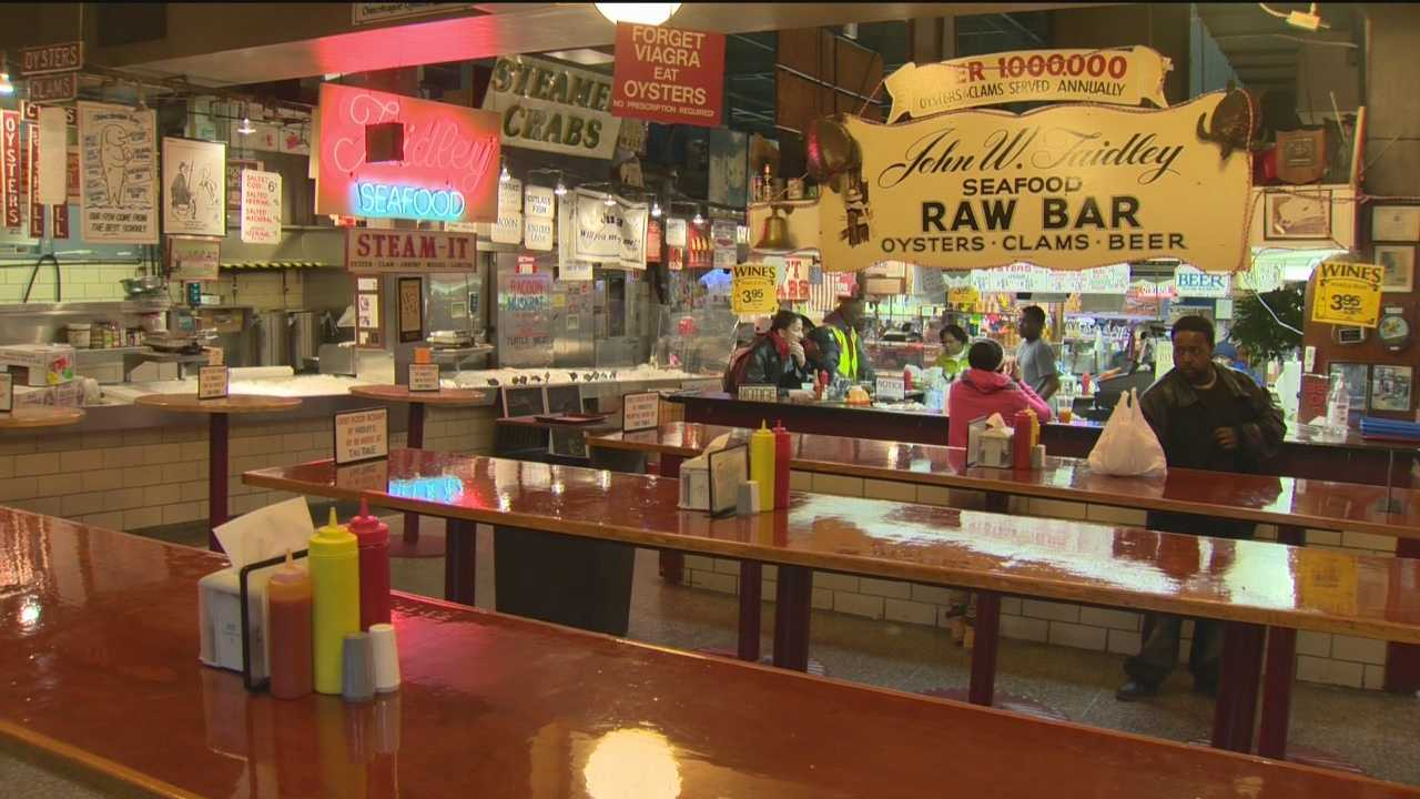 A $26 million plan outlined on hundreds of pages of a report would renovate Lexington Market.