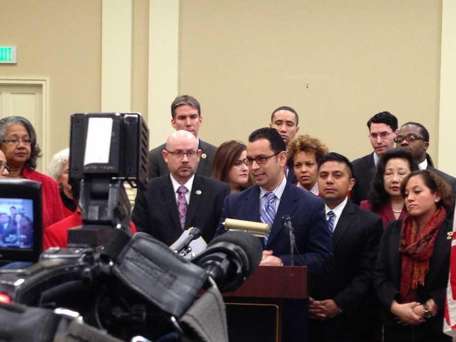 Feb. 5: New Latino Caucus