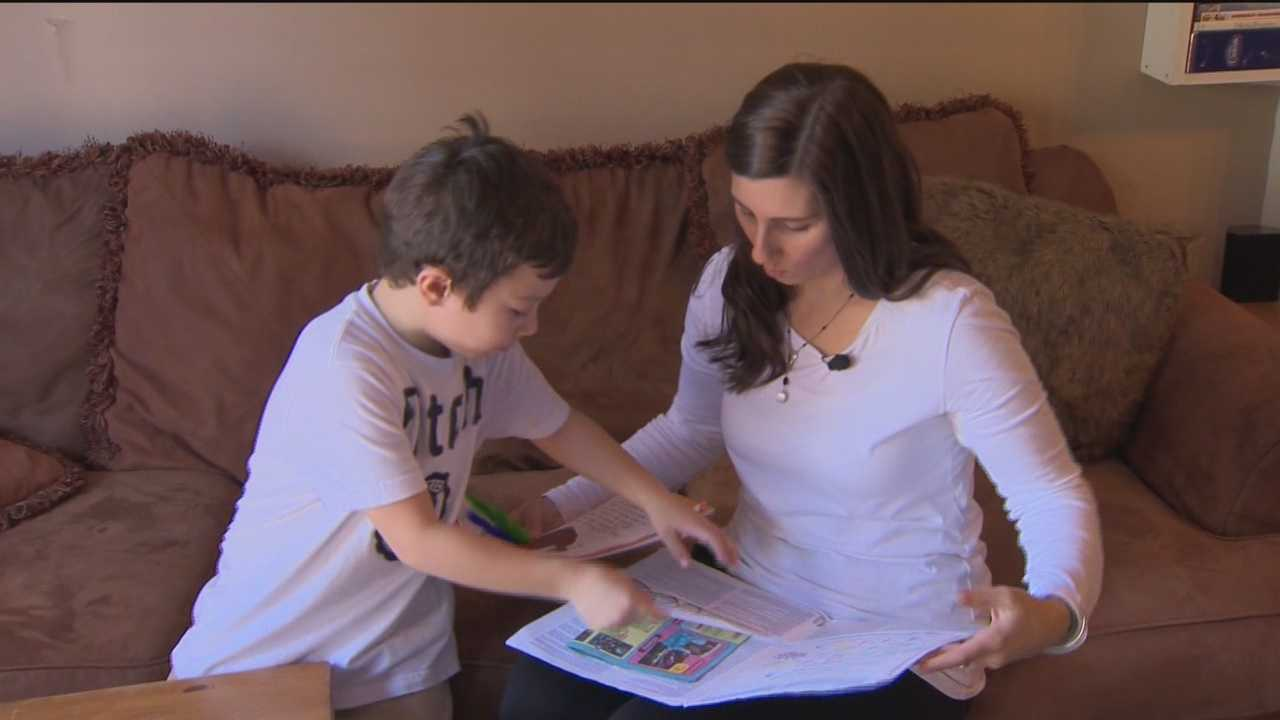 "When a 5-year-old boy was called an ""insurance liability"" and kicked out of day care, an Elkridge family knew it had a problem -- not with the child but with a culture that wanted him medicated.  The I-Team's Deborah Weiner reports."