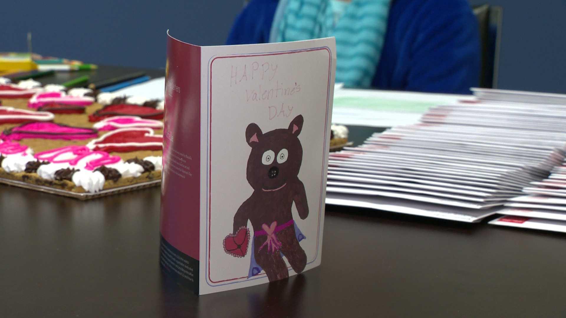 Marielle's card