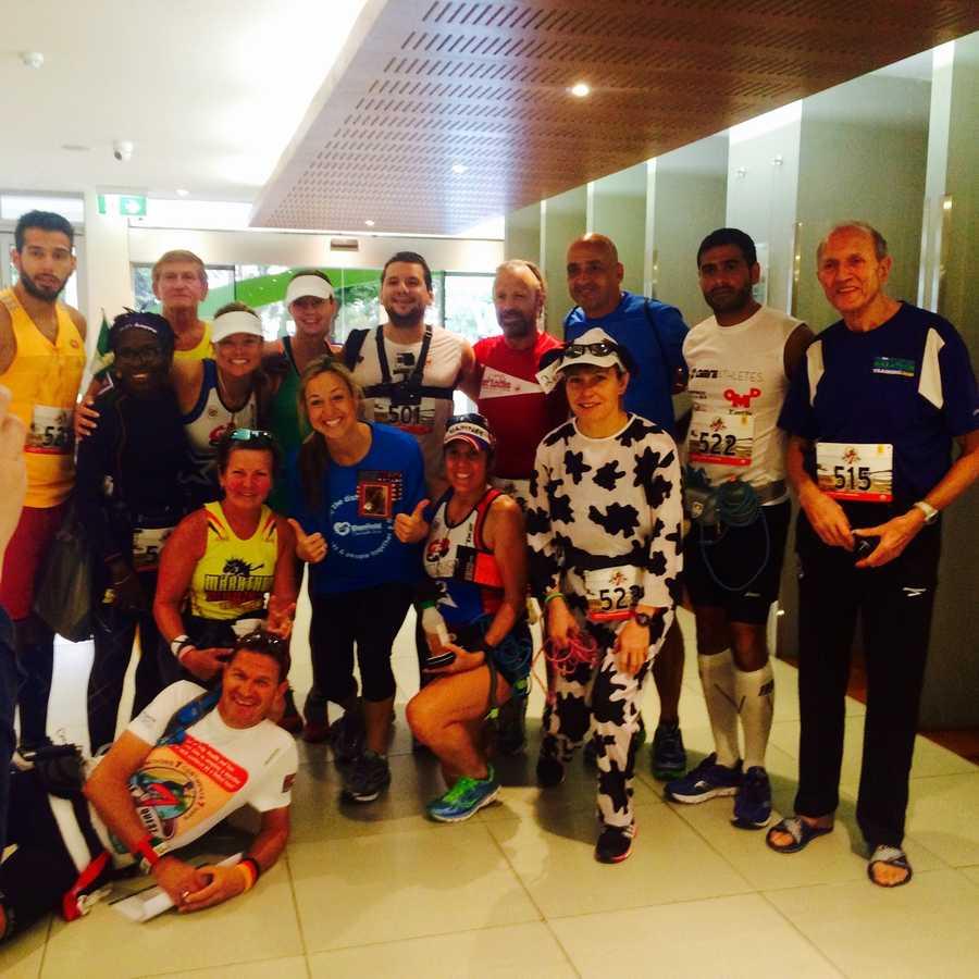 Marathon Adventures Group