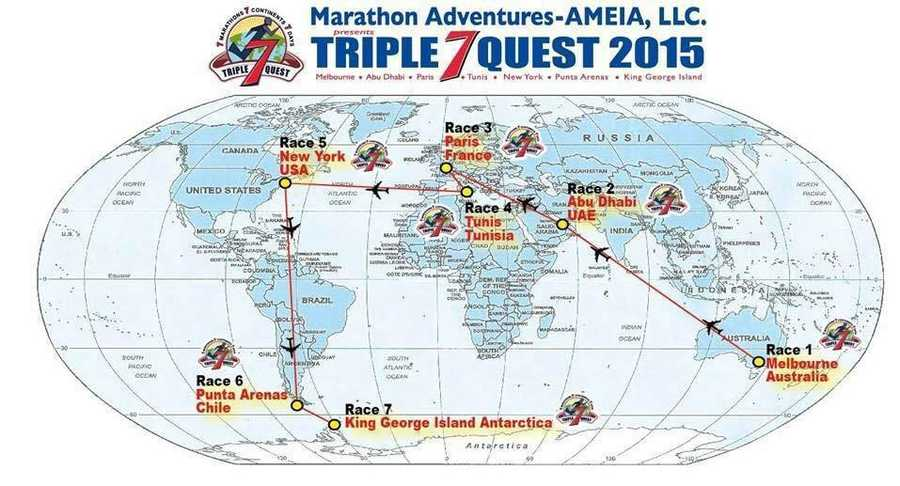 Watch more about Pursley's Triple 7 quest.