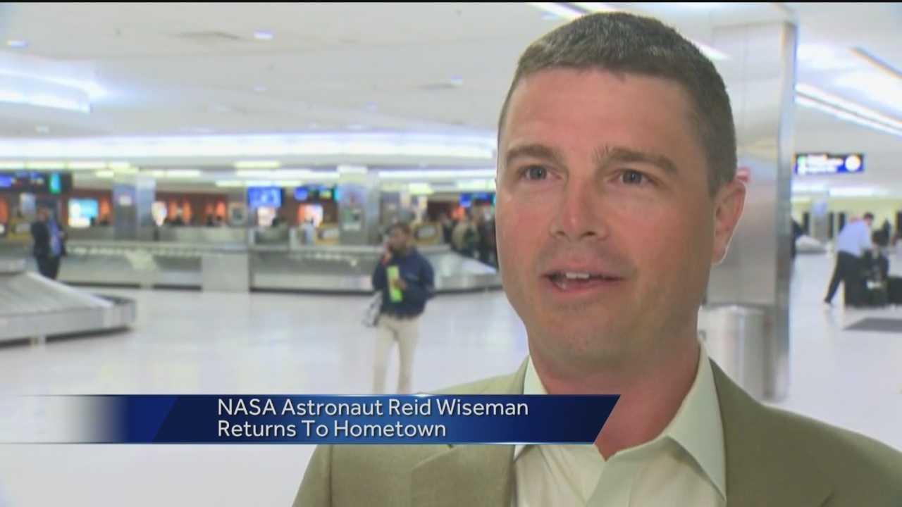 Reid Wiseman