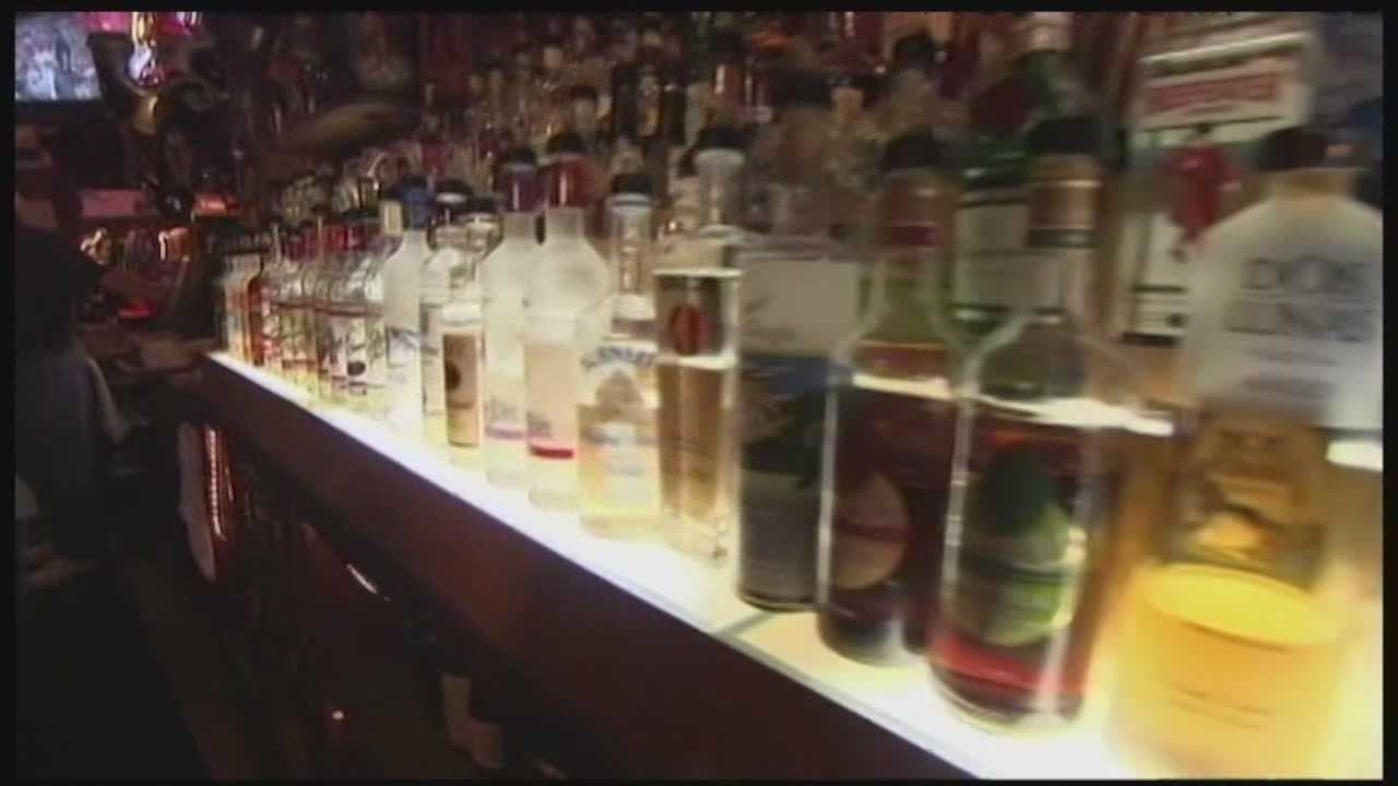 Harford County is cracking down on underage drinking, as well as the people who serve alcohol to those under age 21.  George Lettis has more on a new initiative.