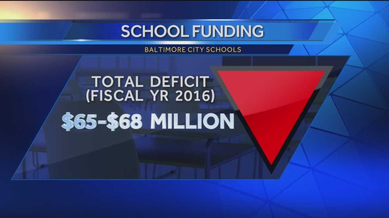 District CEO Gregory Thornton has been criticized for shielding details about the anticipated deficit for the next fiscal year, which starts in July. On Tuesday, Thornton told 11 News to give him a couple of weeks.