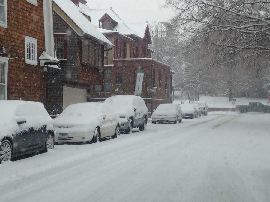 Feb: 26 Annapolis snow
