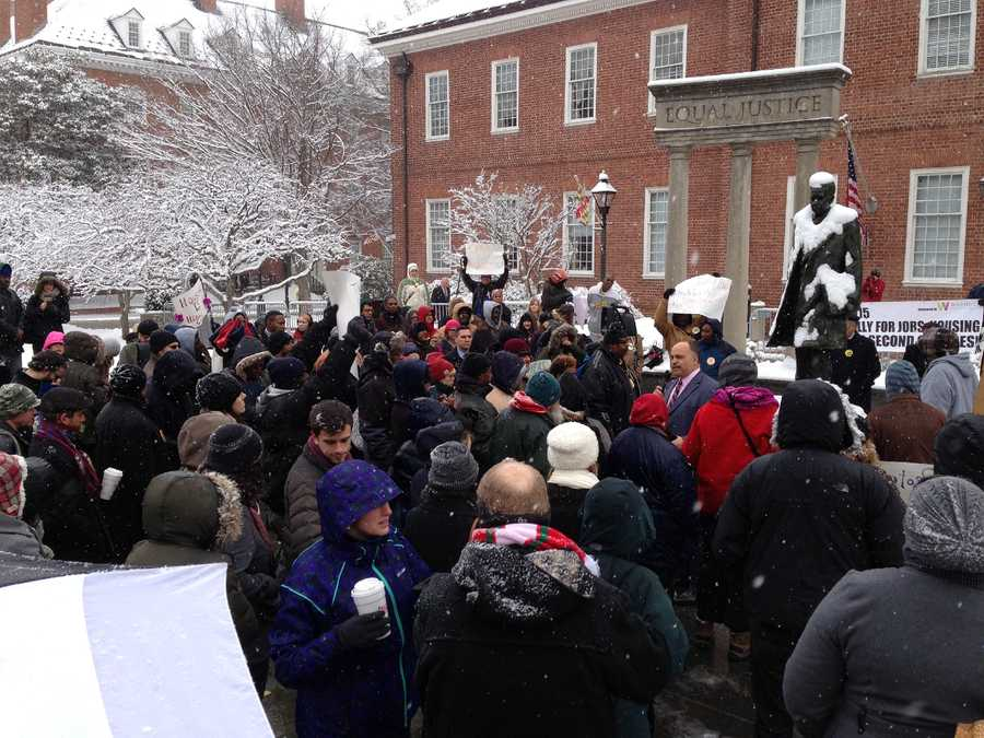 Feb. 26: Criminal records expunged rally