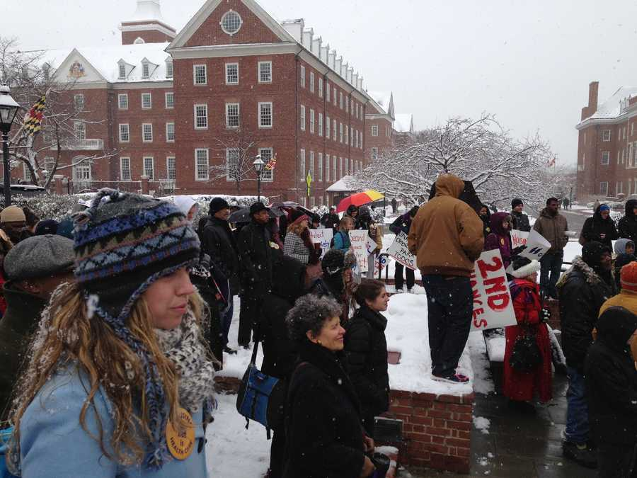 Feb. 26: Rally to remove employment barriers