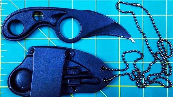 TSA confiscates knife at BWI