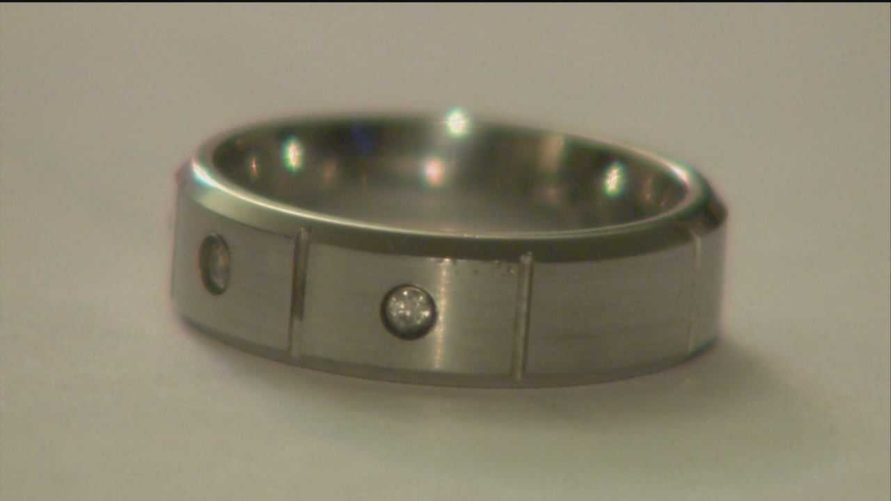 A Harford County woman discovers a wedding ring lost in the snow and needs your help to return it to its rightful owner.