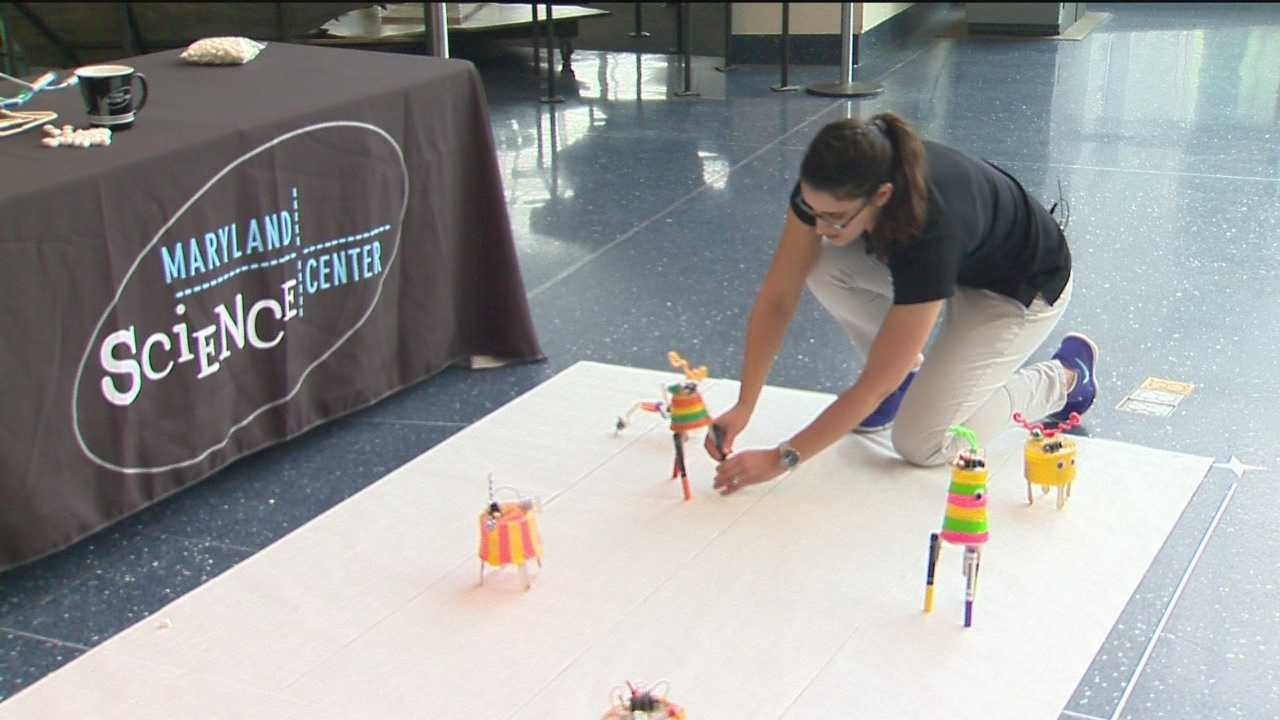 Gadgets and Gears Day will have all kinds of activities dedicated to fun ways to stretch your thinking with robots, drones, remote-controlled cars, 3-D printing, nanotechnology and more.