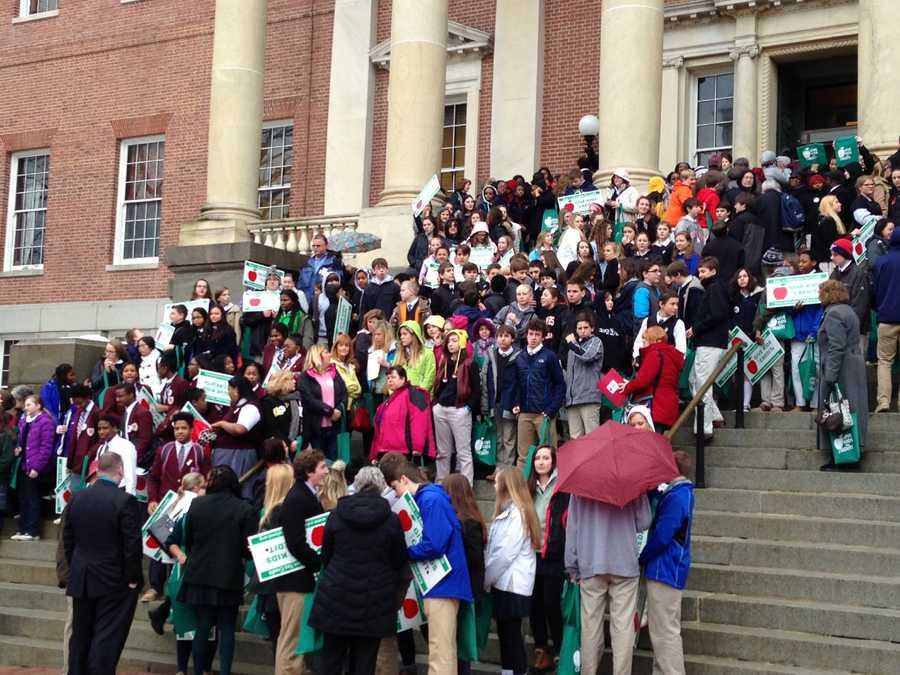 March 4: Tax credit for non-public school donation.