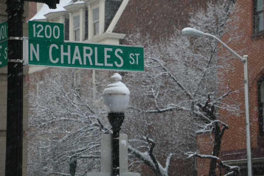 North Charles Street