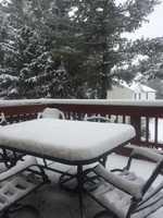 Snow in Owings Mills