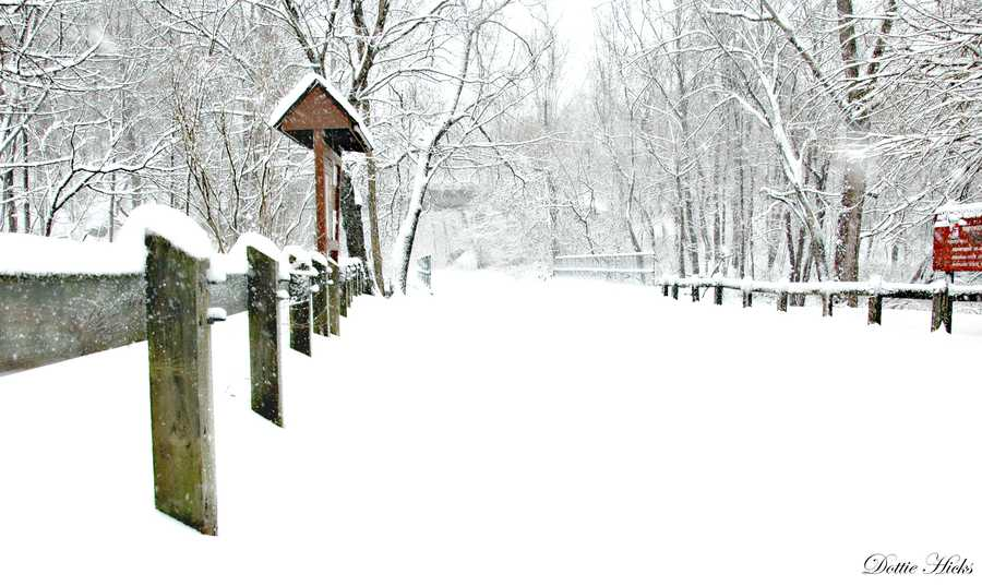 NCR Trail Parkton