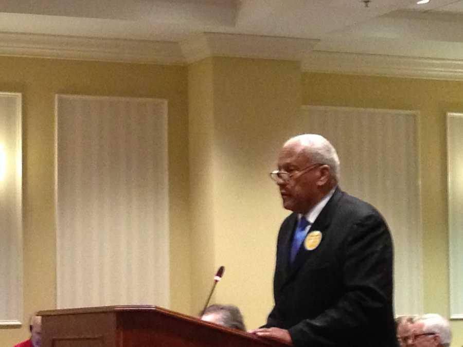 March 10:Aris T Allen Jr. testifies in favor of Death with Dignity Bill.