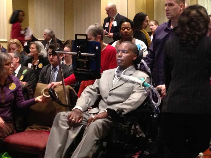 March 10: OJ Brigance testifies against Death with Dignity Bill