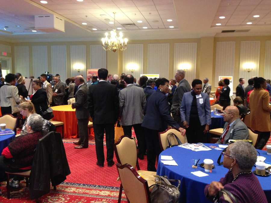 March 19: Morgan State University innovation event in Annapolis.