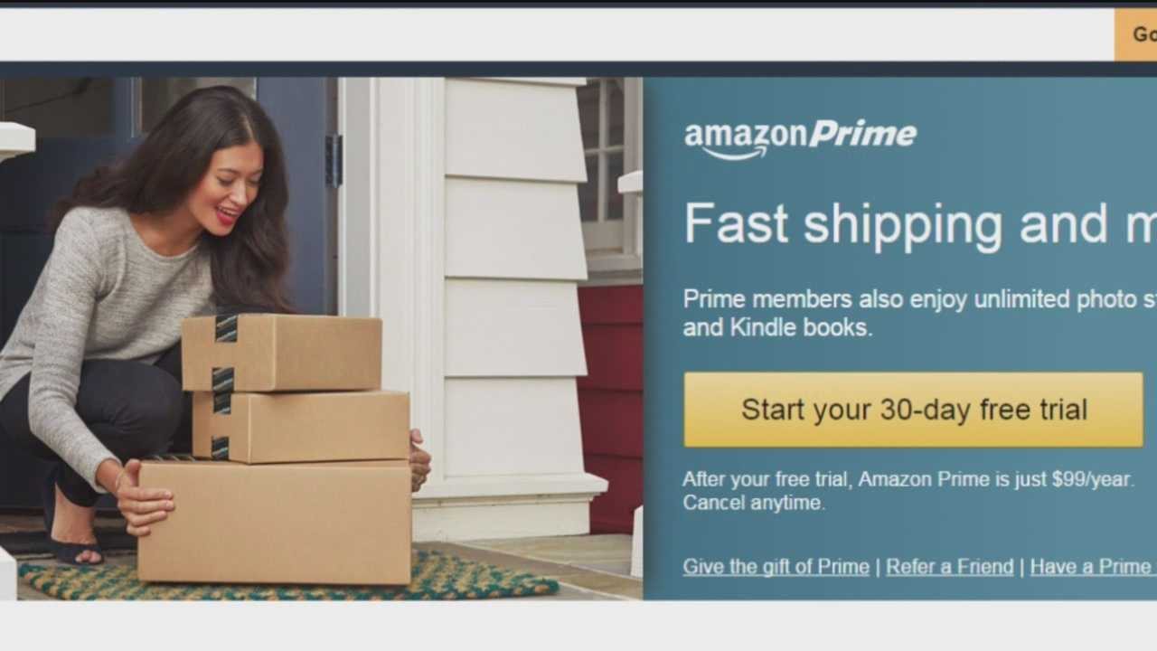 A new delivery service called Amazon Prime Now, is offering one-hour delivery to Baltimore.