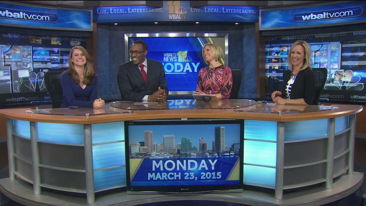 This morning on WBAL-TV 11 News Today, Meteorologist Ava Marie shared her exciting news. Here's the video announcement, in case you missed it.